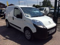 USED 2014 63 CITROEN NEMO 1.2 660 ENTERPRISE HDI 74 BHP 1 OWNER FSH NEW MOT AIR CON FREE 6 MONTH AA WARRANTY WITH RECOVERY AND ASSIST AIR CONDITIONING REAR PARKING SENSORS ELECTRIC WINDOWS AND MIRRORS BLUETOOTH