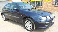 2003 ROVER 25 1.6 IL 16V 5d 108 BHP £500.00