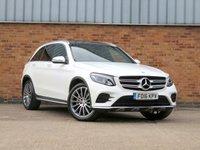 2016 MERCEDES-BENZ GLC-CLASS 2.1 GLC 250 D 4MATIC AMG LINE PREMIUM PLUS 5d AUTO 201 BHP [4WD] [VAT Q] £30276.00