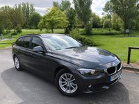 2015 BMW 3 SERIES 2.0 320D EFFICIENTDYNAMICS BUSINESS TOURING 5d AUTO 161 BHP £11850.00
