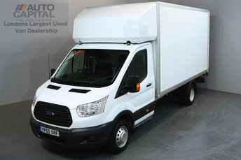 2015 FORD TRANSIT 2.2 350 124 BHP L4 EXTRA LWB TAIL LIFT FITTED  £15290.00