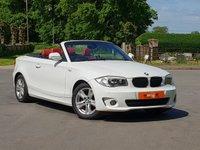 2011 BMW 1 SERIES 2.0 118I SE 2dr  £8450.00