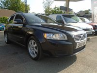 USED 2010 10 VOLVO V50 1.6 D DRIVE S 5d 109 BHP