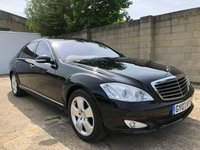 2007 MERCEDES-BENZ S CLASS 3.5 S350 L 4d AUTO 272 BHP £SOLD