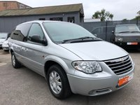 2004 CHRYSLER GRAND VOYAGER 3.3 LIMITED XS 5d AUTO 172 BHP