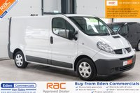 2013 RENAULT TRAFIC 2.0 SL27 DCI S/R 115 BHP £6995.00