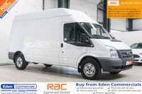 2013 FORD TRANSIT 2.2 350 H/R 1d 99 BHP £5995.00