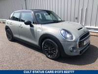 2015 MINI HATCH COOPER 2.0 COOPER S 189 BHP MANUAL 5 DOOR  £13995.00