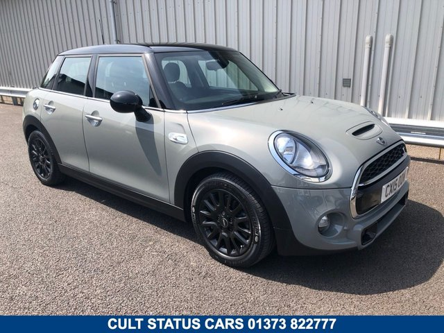 2015 15 MINI HATCH COOPER 2.0 COOPER S 189 BHP MANUAL 5 DOOR