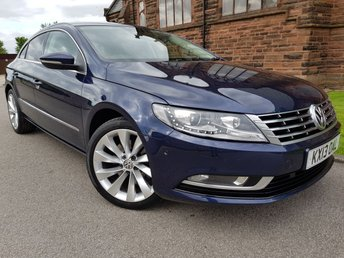 2013 VOLKSWAGEN CC 2.0 GT TDI BLUEMOTION TECHNOLOGY DSG 4d AUTO 175 BHP £SOLD