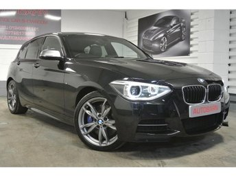 2014 BMW 1 SERIES 3.0 M135i M Sports Hatch 5dr (start/stop) £SOLD