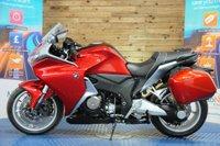 2013 HONDA VFR1200F VFR1200 FD ABS  £5795.00