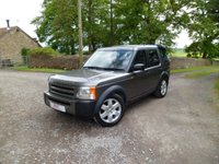 "USED 2007 57 LAND ROVER DISCOVERY 3 LANDROVER DISCOVERY 2.7TDV6 GS 7 SEAT STUNNING EXAMPLE. 19"" ALLOY WHEELS. 2 NEW REAR TYRES. 7 SEATS."