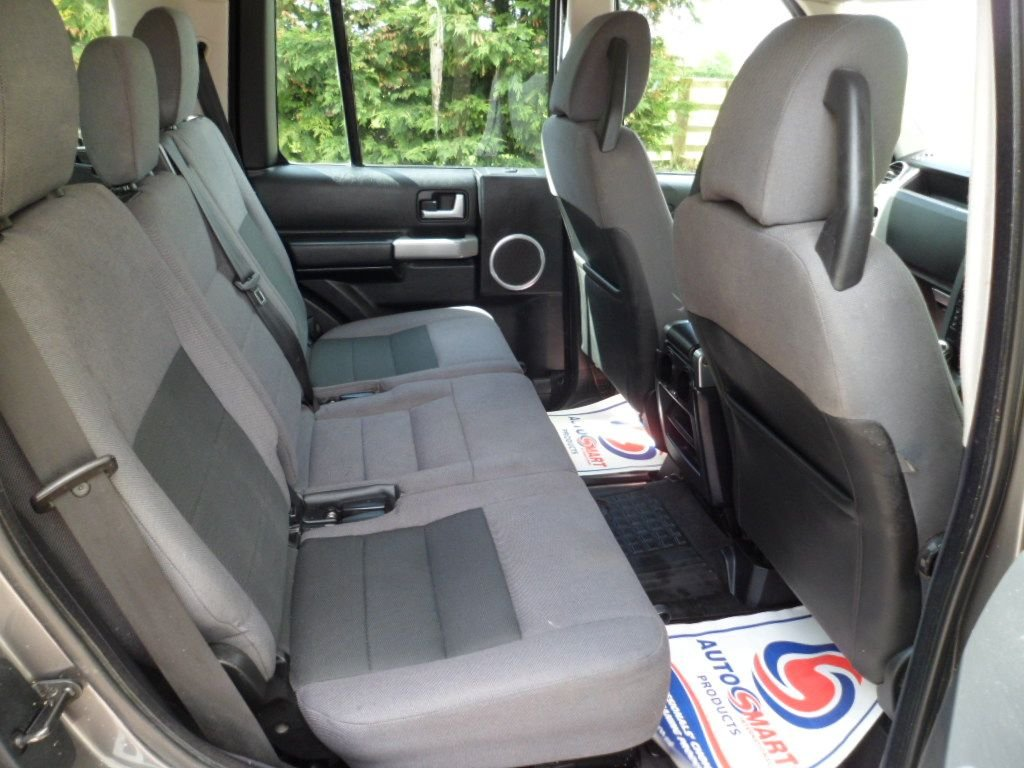 Land Rover Discovery 3 Landrover Discovery 2 7tdv6 GS 7 Seat