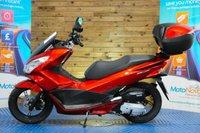 2015 HONDA PCX125 WW 125 EX2-F - Low miles £1990.00