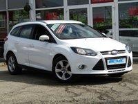 2014 FORD FOCUS 1.6 ZETEC NAVIGATOR TDCI 5d 113 BHP £7295.00