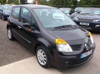 USED 2005 55 RENAULT MODUS 1.6 DYNAMIQUE 16V 5d AUTO 113 BHP AFFORDABLE AUTOMATIC FAMILY CAR IN EXCELLENT CONDITION, DRIVES SUPERBLY WITH EXCELLENT SERVICE HISTORY !!