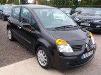 2005 RENAULT MODUS 1.6 DYNAMIQUE 16V 5d AUTO 113 BHP £2000.00