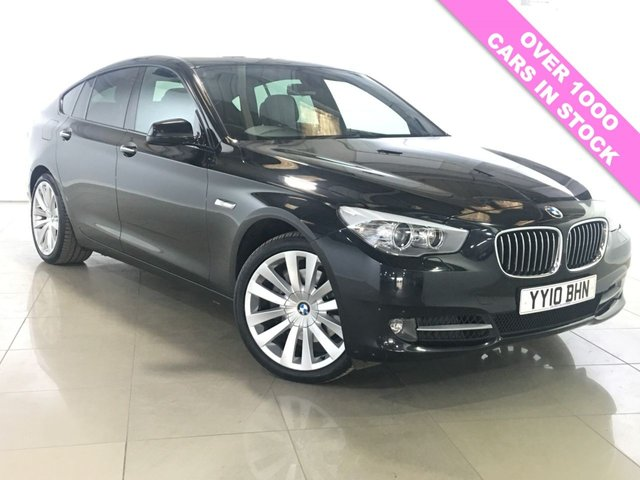 View our 2010 10 BMW 5 SERIES 3.0 530D SE GRAN TURISMO 5d 242 BHP