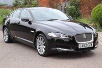 2012 JAGUAR XF 2.2 D PREMIUM LUXURY 4d AUTO 190 BHP £13800.00