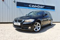 2011 BMW 3 SERIES 2.0 318I EXCLUSIVE EDITION TOURING 5d 141 BHP £8991.00