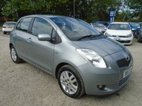 USED 2007 57 TOYOTA YARIS 1.4 TD TR Multimode 5dr *Automatic**