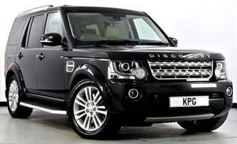 2014 LAND ROVER DISCOVERY 4