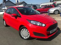 2013 FORD FIESTA 1.6 STYLE ECONETIC TDCI 5d 94 BHP £5977.00