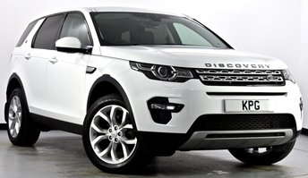 2015 LAND ROVER DISCOVERY SPORT 2.2 SD4 HSE 4X4 5dr Auto £27995.00