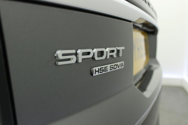 LAND ROVER RANGE ROVER SPORT at Georgesons