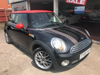2009 MINI HATCH COOPER 1.6 COOPER 3d 118 BHP £4095.00
