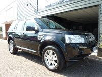 USED 2011 61 LAND ROVER FREELANDER 2.2 SD4 XS 5d AUTO 190 BHP