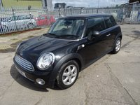 2010 MINI HATCH ONE 1.6 ONE 3d AUTO 98 BHP £6595.00