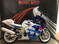 1999 SUZUKI GSXR600 600cc GSXR 600 V  £1799.00