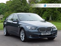 2011 BMW 5 SERIES 4.4 550I EXECUTIVE GRAN TURISMO 5d AUTO 403 BHP £15995.00