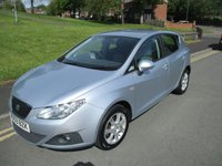 2009 SEAT IBIZA 1.4 SE 5d 85 BHP £3999.00