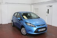 2010 FORD FIESTA 1.2 EDGE 5d 81 BHP £4495.00
