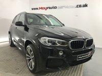 2015 BMW X5 3.0 XDRIVE30D M SPORT 5d 255 BHP £32495.00