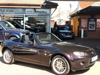 2007 MAZDA MX-5 2.0I ZSPORT LTD EDITION 2d 160 BHP £4995.00