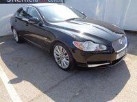 2011 JAGUAR XF 3.0 V6 PREMIUM LUXURY 4d AUTO 240 BHP £10975.00