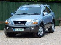 2009 KIA SORENTO 2.5 XS 5d AUTO 168 BHP £6570.00
