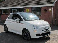 2013 FIAT 500 1.2 S 3dr £5790.00