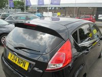 USED 2014 14 FORD FIESTA 1.6 TITANIUM X TDCI 5d 94 BHP FREE ROAD TAX - VOICE ACTIVATED CONTROLS
