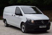 USED 2015 15 MERCEDES-BENZ VITO 2.1   113CDI  BHP