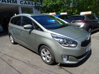 USED 2014 14 KIA CARENS 1.7 2 CRDI 5d 7 SEATER AUTOMATIC 134 BHP Full Service History, MOT until April 2019 (no advisories), One Previous Owner, Automatic, 7 Seater, Diesel. Balance of Kia Warranty until 2021!
