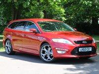 USED 2013 63 FORD MONDEO 2.2 TITANIUM X SPORT TDCI 5d AUTO 197 BHP £238 PCM With £1269 Deposit