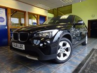 USED 2012 61 BMW X1 2.0 SDRIVE18D SE 5d 141 BHP