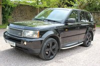 2006 LAND ROVER RANGE ROVER SPORT 2.7 TDV6 SE 5d AUTO 188 BHP £6790.00