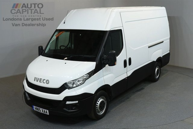 2015 15 IVECO DAILY 2.3 35S13V 126 BHP L2 H3 MWB HIGH ROOF
