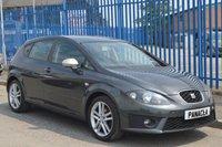 2011 SEAT LEON 2.0 CR TDI FR 5d 140 BHP £4495.00